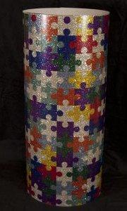 Puzzle Glitter