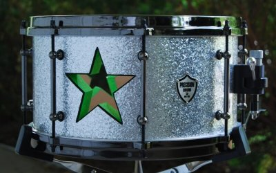 50 ply snare with star vents