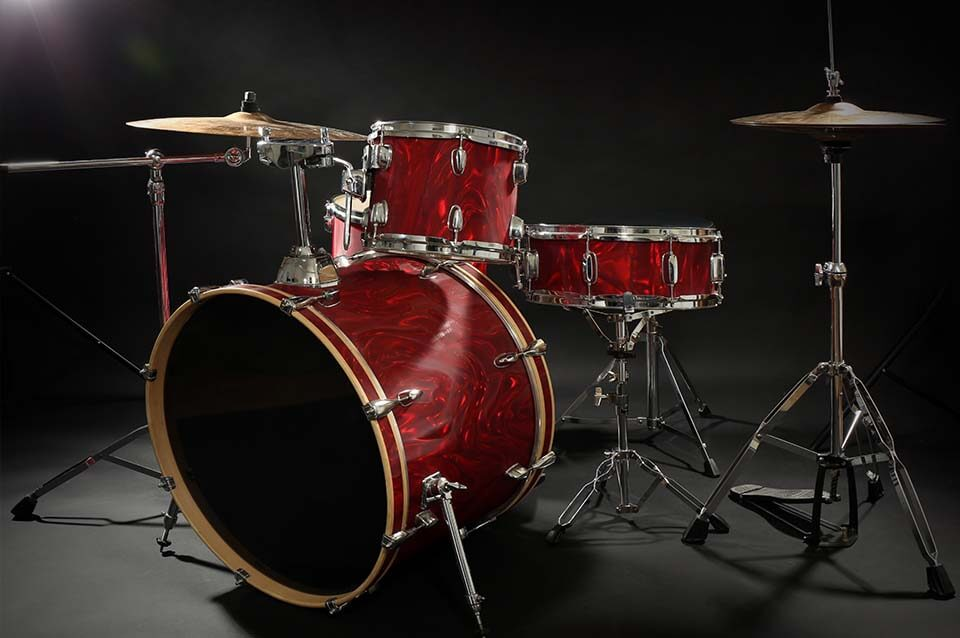 Precision custom drums